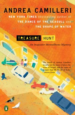 Treasure Hunt (An Inspector Montalbano Mystery #16) Cover Image
