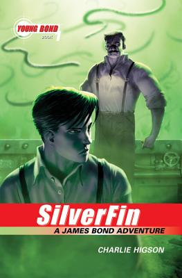 Silverfin Cover