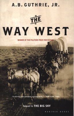 The Way West Cover Image