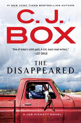 The Disappeared (A Joe Pickett Novel #18) Cover Image