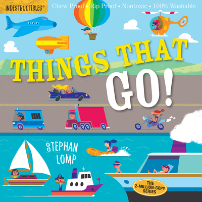 Things That Go!/Stephan Lomp, Amy Pixton