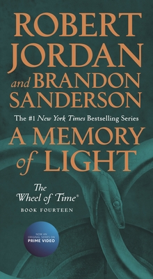 A Memory of Light: Book Fourteen of The Wheel of Time Cover Image