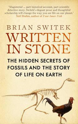 Written in Stone Cover Image