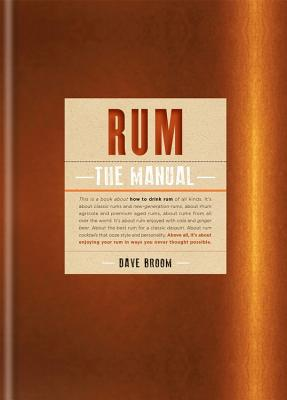 Rum: The Manual Cover Image