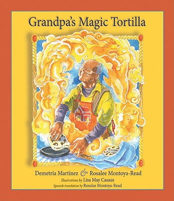 Grandpa's Magic Tortilla Cover
