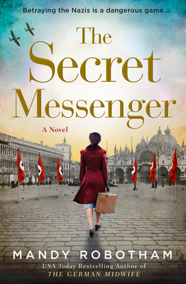 The Secret Messenger Cover Image