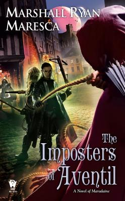 The Imposters of Aventil (Maradaine Novels #3) Cover Image