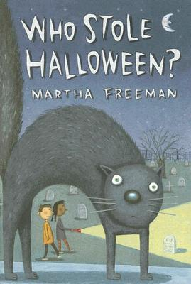 Who Stole Halloween? Cover