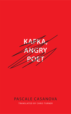 Kafka, Angry Poet (The French List) Cover Image