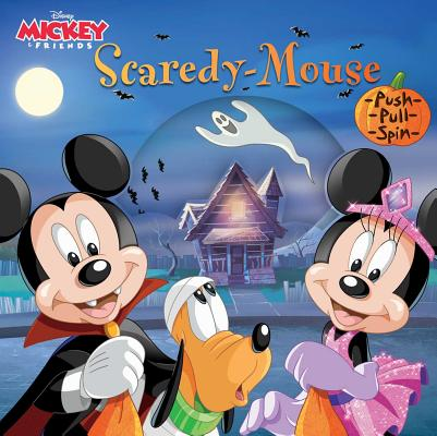 Disney Mickey & Friends: Scaredy-Mouse Cover Image