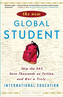 The New Global Student Cover