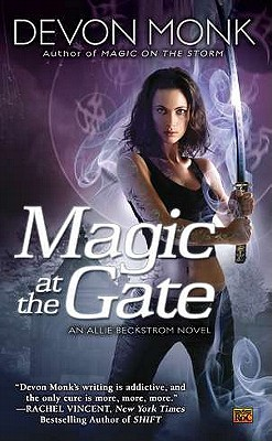 Magic at the Gate Cover