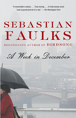 A Week in December Cover