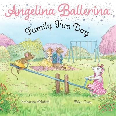 Family Fun Day (Angelina Ballerina) Cover Image