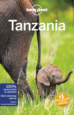 Lonely Planet Tanzania 7 (Country Guide) Cover Image
