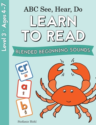 ABC See, Hear, Do 2: Blended Beginning Sounds Cover Image