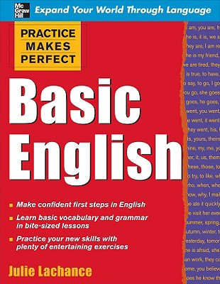 Practice Makes Perfect: Basic English Cover Image