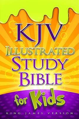 Illustrated Study Bible for Kids-KJV Cover