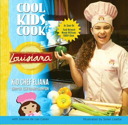 Cool Kids Cook: Louisiana Cover Image