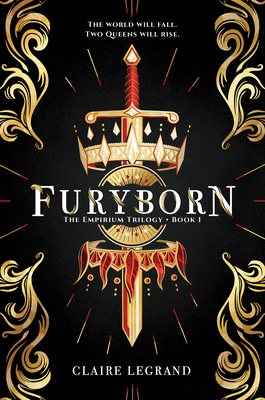 Furyborn cover image