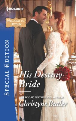 Cover for His Destiny Bride (Harlequin Special Edition #2480)