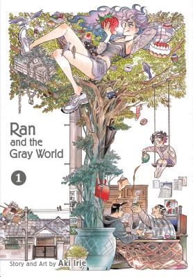 Ran and the Gray World, Vol. 1 Cover Image