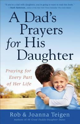 A Dad's Prayers for His Daughter Cover