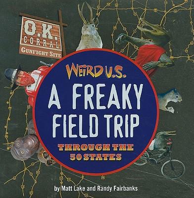 Weird U.S. Cover