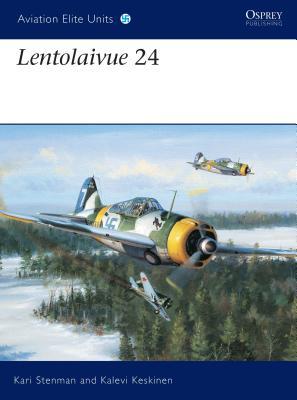 Lentolaivue 24 Cover