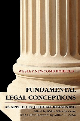 Fundamental Legal Conceptions as Applied in Judicial Reasoning Cover Image