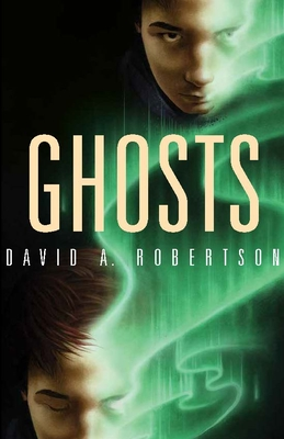 Cover for Ghosts, 3 (Reckoner #3)