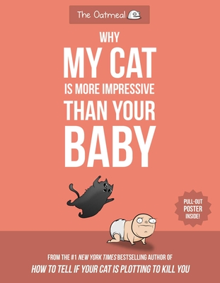Why My Cat Is More Impressive Than Your Baby Cover Image