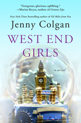 West End Girls: A Novel Cover Image