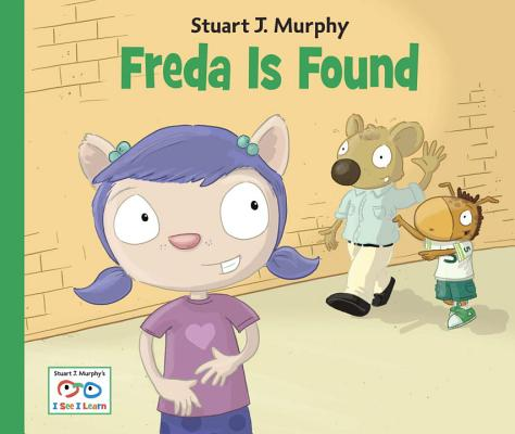 Freda Is Found Cover