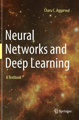 Neural Networks and Deep Learning: A Textbook Cover Image