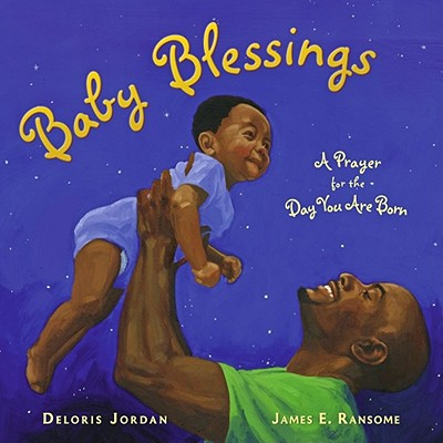 Baby Blessings Cover