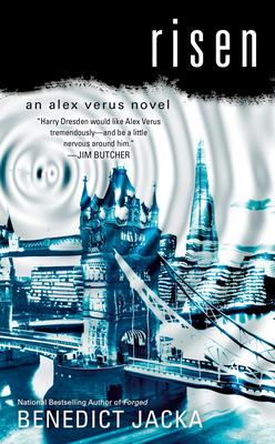 Risen (An Alex Verus Novel #12) Cover Image