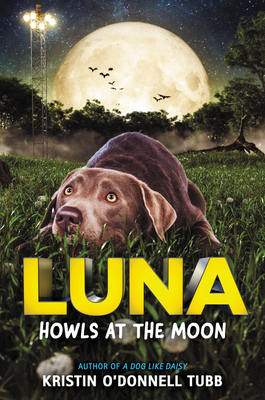 Cover for Luna Howls at the Moon