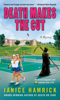 Death Makes the Cut (A Jocelyn Shore Mystery #2) Cover Image