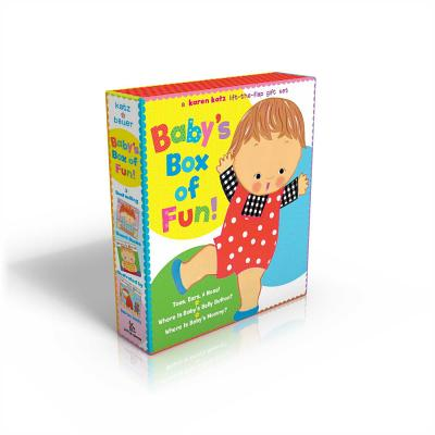 Cover for Baby's Box of Fun