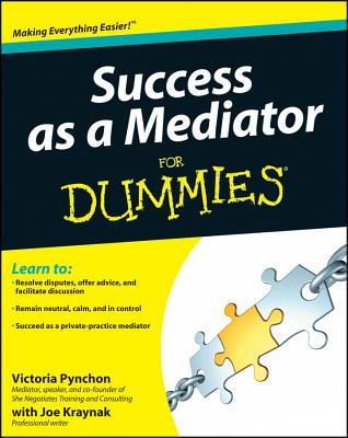 Success as a Mediator for Dummies Cover Image