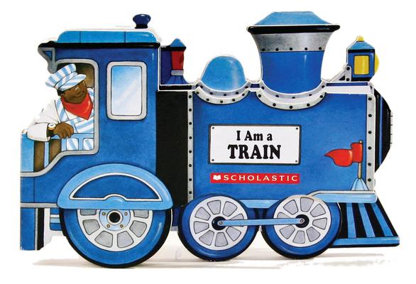 I Am a Train Cover Image