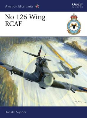 No 126 Wing RCAF Cover Image