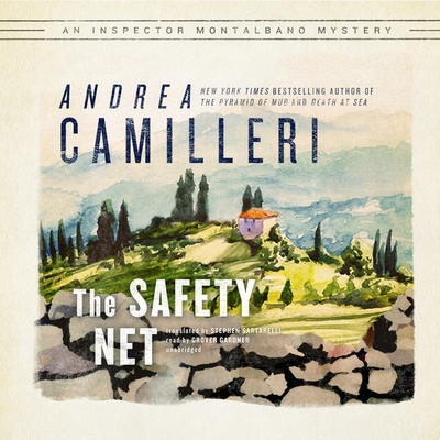 The Safety Net Lib/E Cover Image