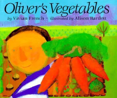 Oliver's Vegetables Cover