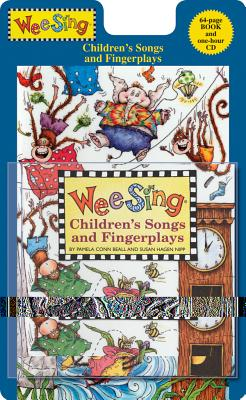 Wee Sing Children's Songs and Fingerplays Cover Image