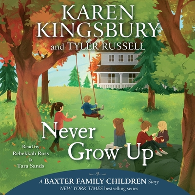 Never Grow Up Cover Image