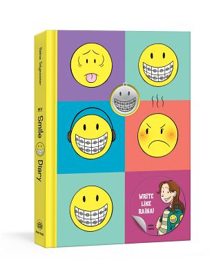 My Smile Diary: An Illustrated Journal with Prompts Cover Image