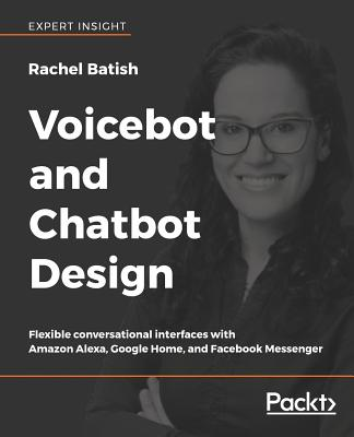 Voicebot and Chatbot Design Cover Image