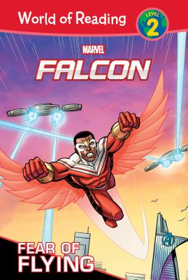 Falcon: Fear of Flying (World of Reading Level 2) Cover Image